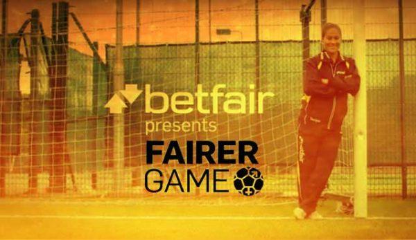 """Betfair """"Faired Game"""" футбол"""