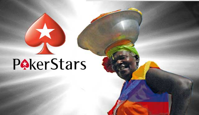 PokerStars пазар Колумбия