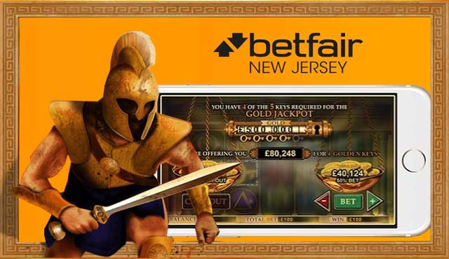 Betfair Colossus Fracpot