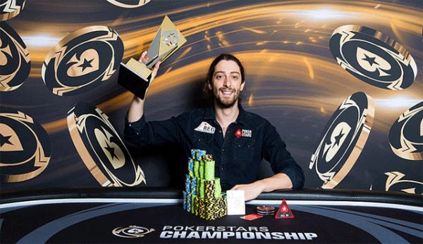 Игор Курганов спечели 2017 PokerStars Championship Barcelona €50,000 Super High Roller за над милион евро