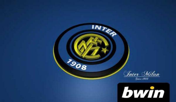 Bwin стана първият в историята букмейкър за спонсор на Интер