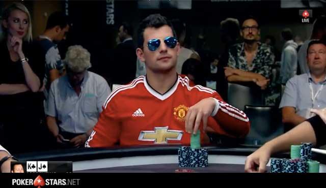 Лъчезар Петков втори на основното събитие на PokerStars Championship в Барселона