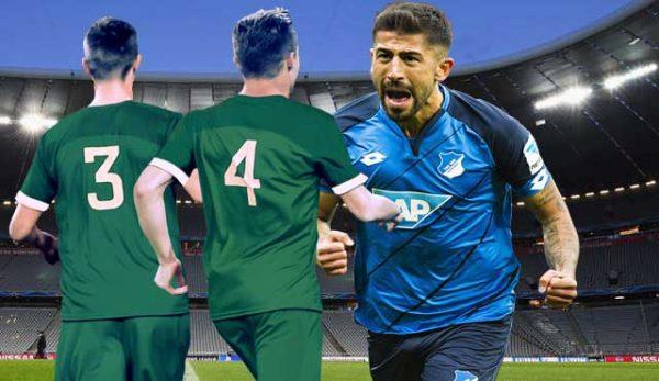 ludogorec Лига Европа Hoffenheim