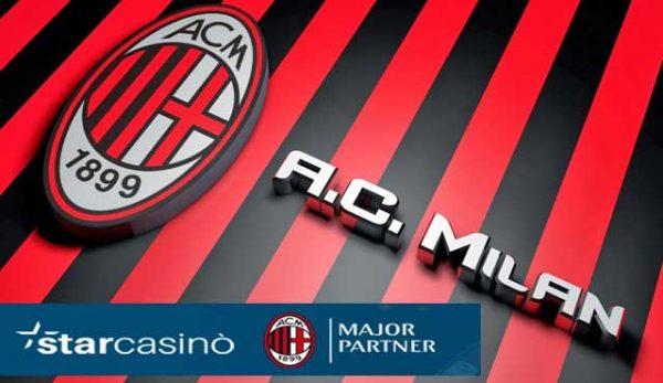 Онлайн казино стана основен партньор на Милан