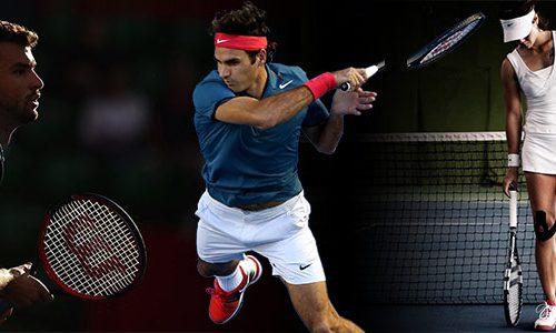 Тенис залози