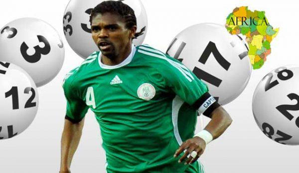 футболна легенда Нванкво Кану отвори лотария в Африка