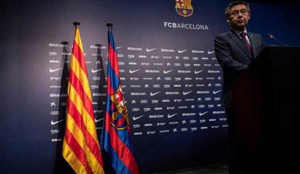 Бартомеу тимът да напусне Ла Лига Каталония