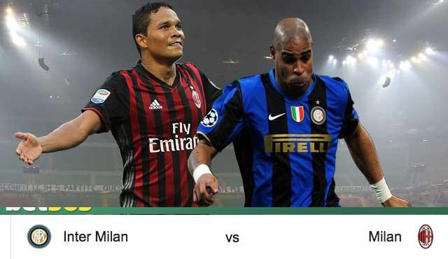 Интер - Милан: Залози и Превю