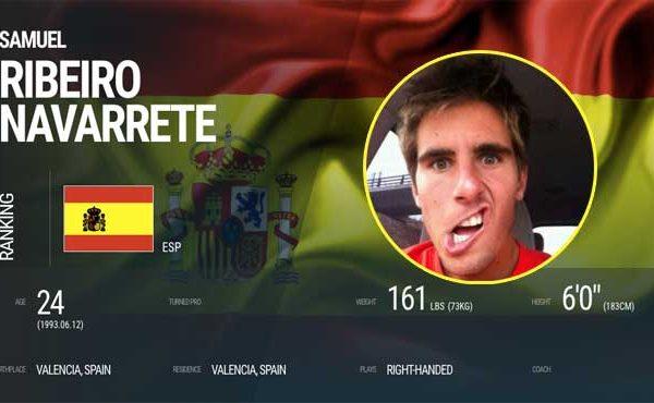 Тенисист от Испания с наказание за залози