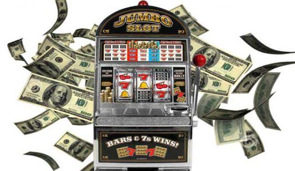 """джакпота на казино слот машина в """"неизправност"""""""