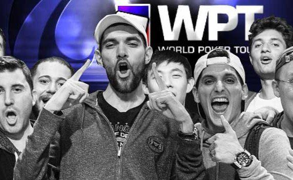 Арт Папазян турнира WPT Legends of Poker