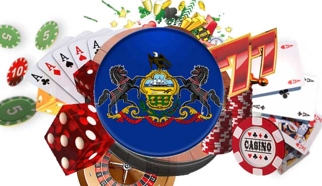 Пенсилвания ще позволи онлайн хазарта