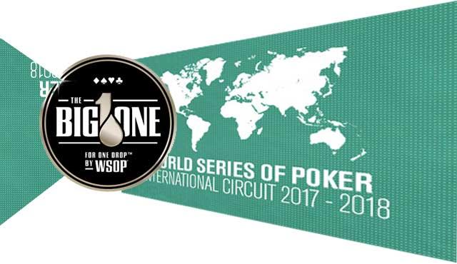 Турнирът с милион долара бай-ин се завръща на WSOP 2018