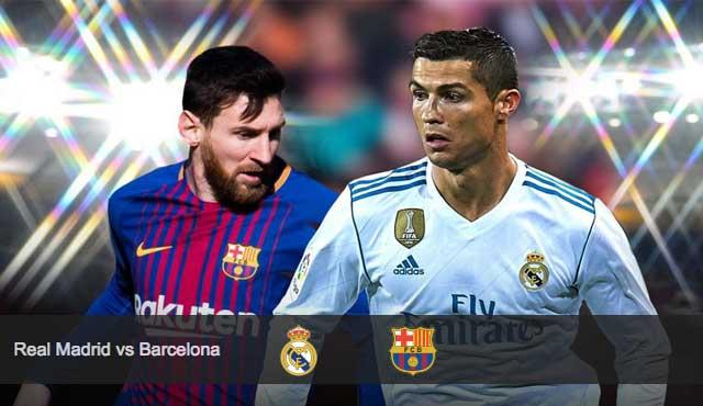 Реал Мадрид и Барселона един срещу друг на Бернабеу един мач