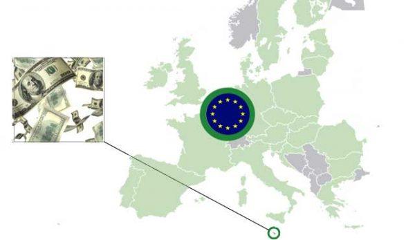 Малта представляват зашеметяващите €1,4 млрд
