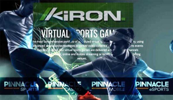 Kiron Interactive и онлайн оператора Pinnacle