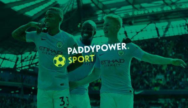 Paddy Power Манчестър Сити в Английската висша лига
