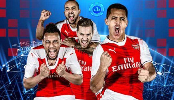 Арсенал направи историческа сделка чрез бетинг партньорство