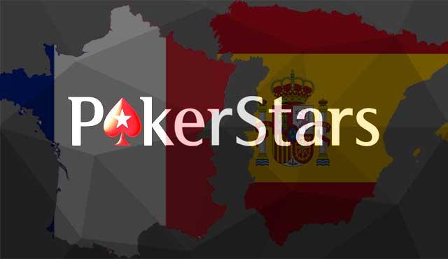 PokerStars от Франция и Испания играят помежду покер