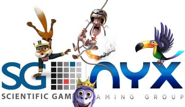 Scientific Games сключи сделка за сливане с NYX онлайн игрите и лотариите