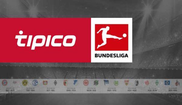 Tipico стана партньор на немската Бундеслига