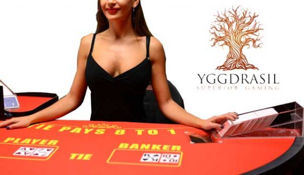 Софтуерната компания Yggdrasil Gaming работят букмейкъри Efbet и др