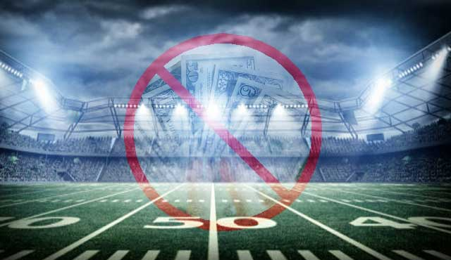 97 процента от залозите на Super Bowl се очаква да бъдат нелегални