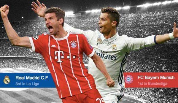 Байерн или Реал - кой ще отиде на финал?