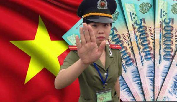 злоупотребите с власт на незаконна онлайн хазартна дейност в vietnam