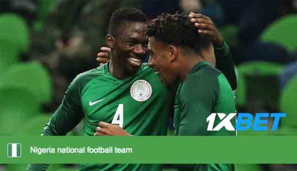 1xBet започна да спонсорира нигерийския футбол