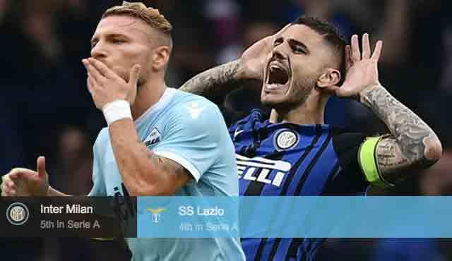Лацио или Интер ще участва в Шампионска лига следващия сезон?