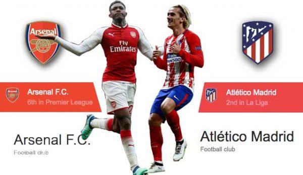Атлетико Мадрид - Арсенал: Залози и коефициенти