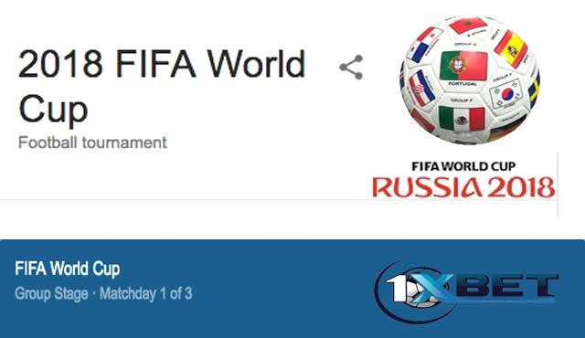съдия на финала на Световното по футбол фаворита на руския букмейкър 1xBet