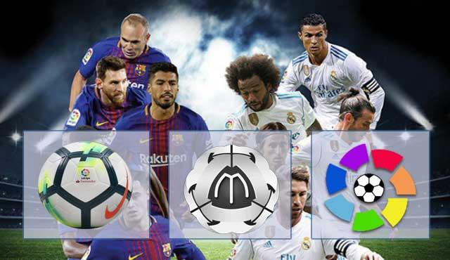 букмейкър ManBetX споразумение за спонсорство с Ла Лига ще бъде спонсор на първите дивизии в испанския клубен футбол