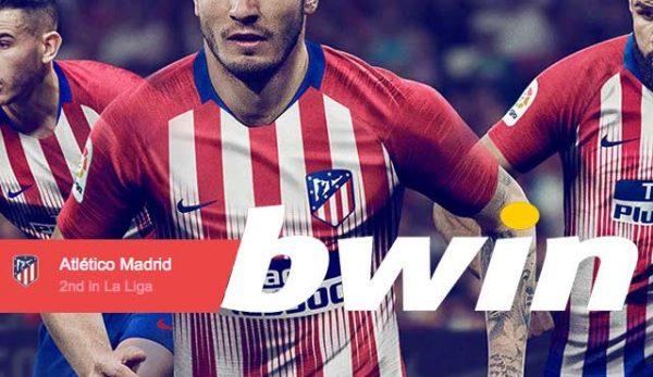 Bwin и Атлетико Мадрид подновиха партньорството си
