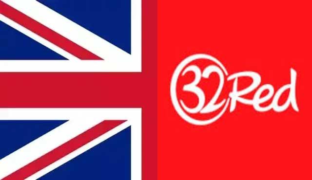 32Red с глоба в размер на 2 млн. паунда за целенасочено игнориране на признаци на хазартна зависимост при свои играчи хазартна комисия на Великобритания разследва