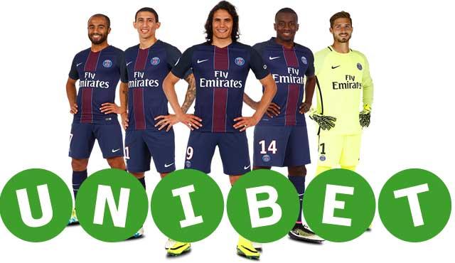 ПСЖ, Unibet получава страхотно присъствие на стадиона на отбора и във виртуалното му общество