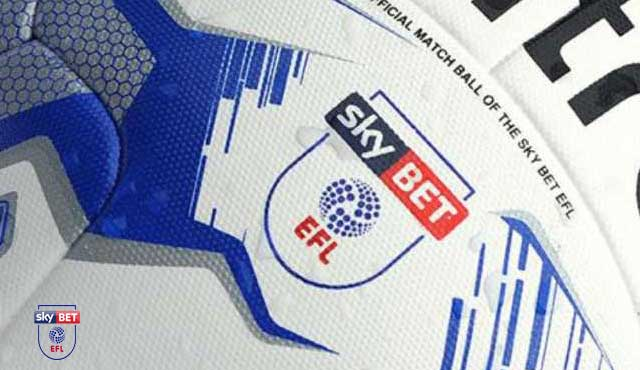 Sky Bet образова 72 клуба от EFL футболната лига на Англия