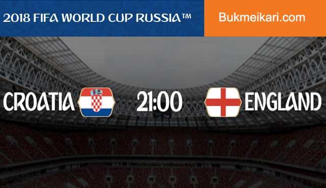 Хърватия и Англия само един ще достигне до финала, което не се е случвало никога в историята на хърватския футбол