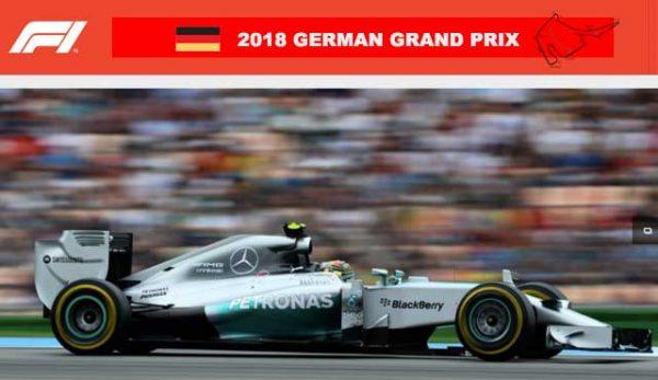 Какви са коефициентите за Гран При на Германия 2018?