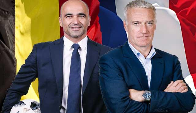 Санкт Петербург Франция и Белгия в битка за финала на Световното първенство