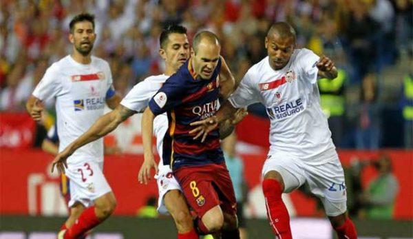 Барселона и Севиля супер купата 2018 коефициентите за този двубой
