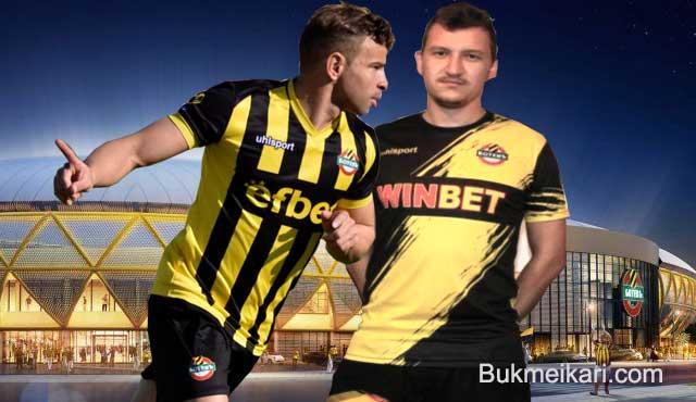 основен спонсор на Ботев Пловдив бе букмейкъра Efbet, но след сделка с новият спонсор е WinBet