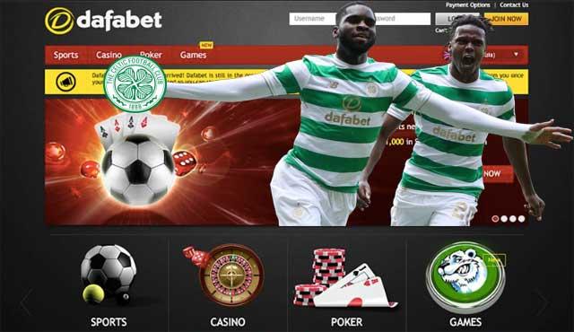 Dafabet подписа спонсорска сделка със Селтик, който се бори за групите на Шампионска лига