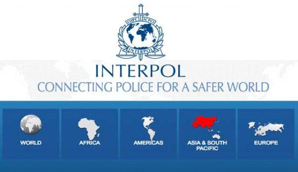 Интерпол призова за координиран отговор на незаконните залози