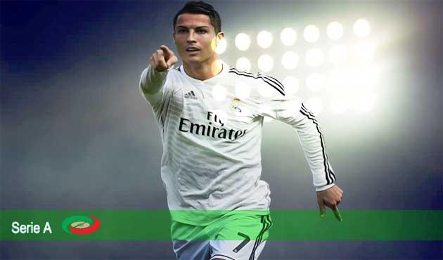 Да заложим ли Роналдо за голмайстор в Серия А?