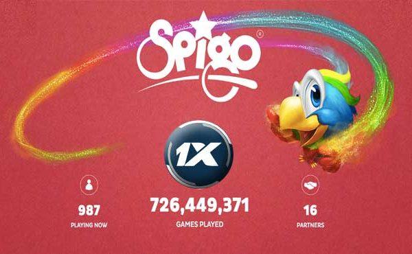 гейминг компанията Spigo официално влезе в партньорство с руския сайт за хазартни игри 1xBet