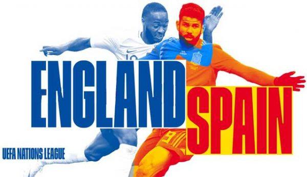 Защо да заложим за Англия срещу Испания?