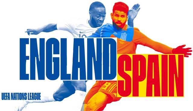 мачовете между Англия и Испания интригуващ коефициент 2.90\2.70