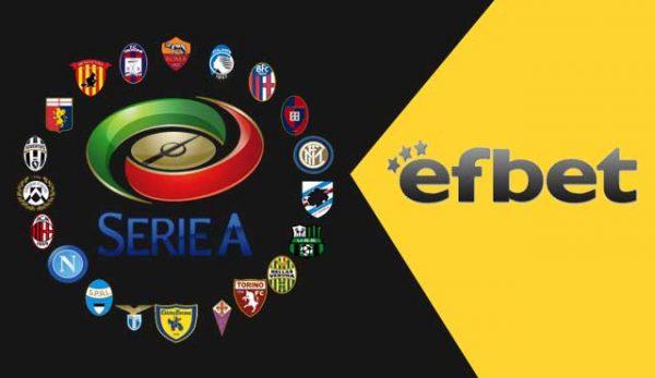 Българският сайт за спортни залози се сдоби с правата за излъчване на италианската Серия А